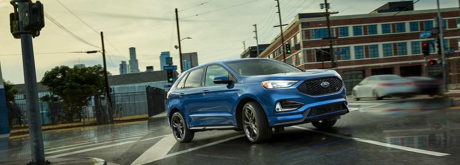 76 The 2020 Ford Edge Sport First Drive