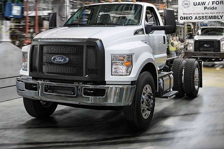 76 The 2020 Ford F650 Wallpaper