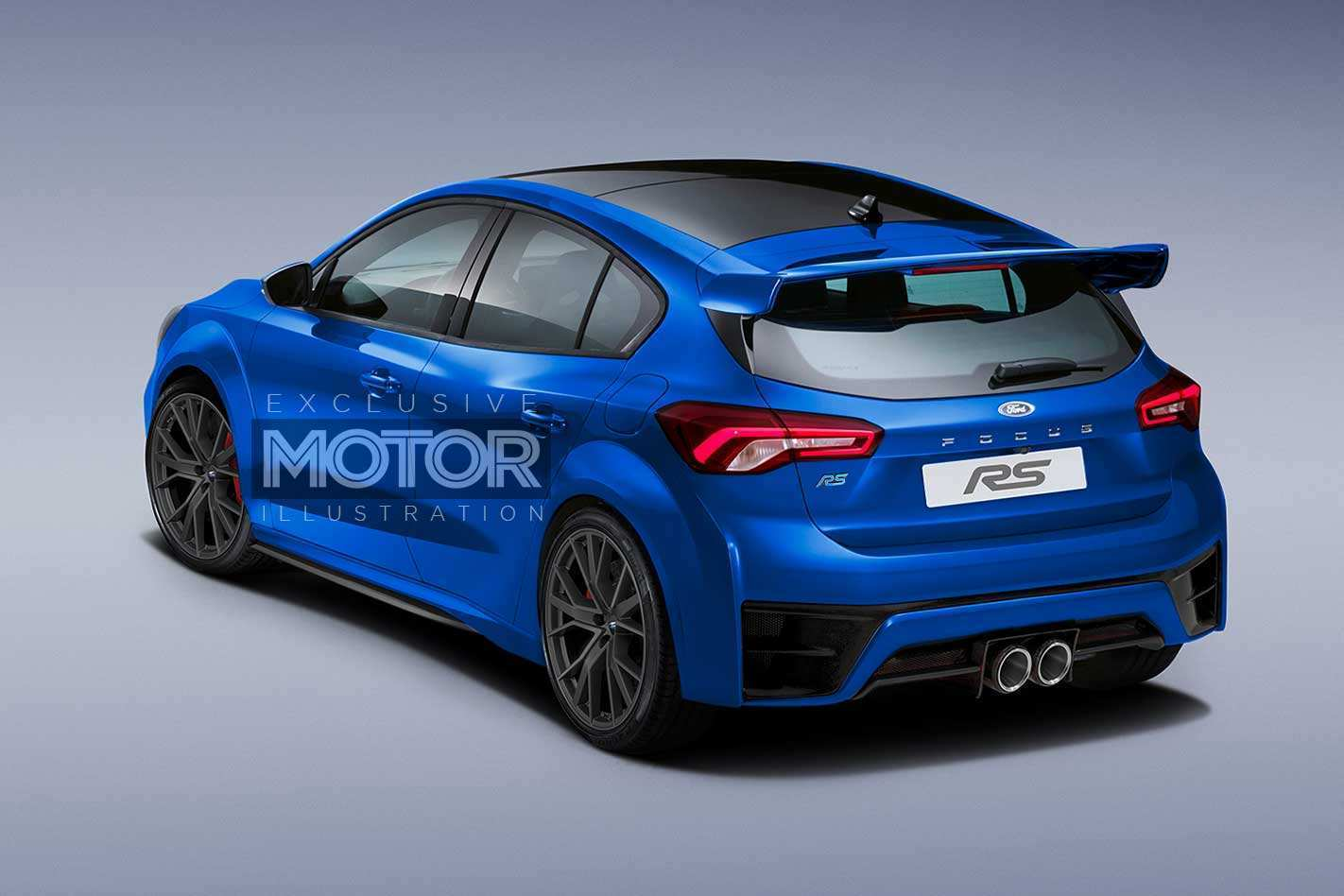 76 The 2020 Ford Focus Rs St Wallpaper