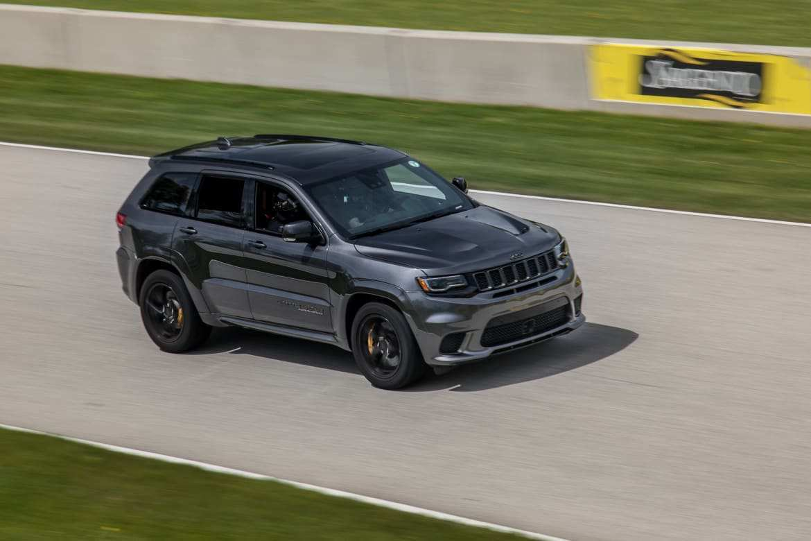 76 The 2020 Grand Cherokee Srt Hellcat Price And Release Date