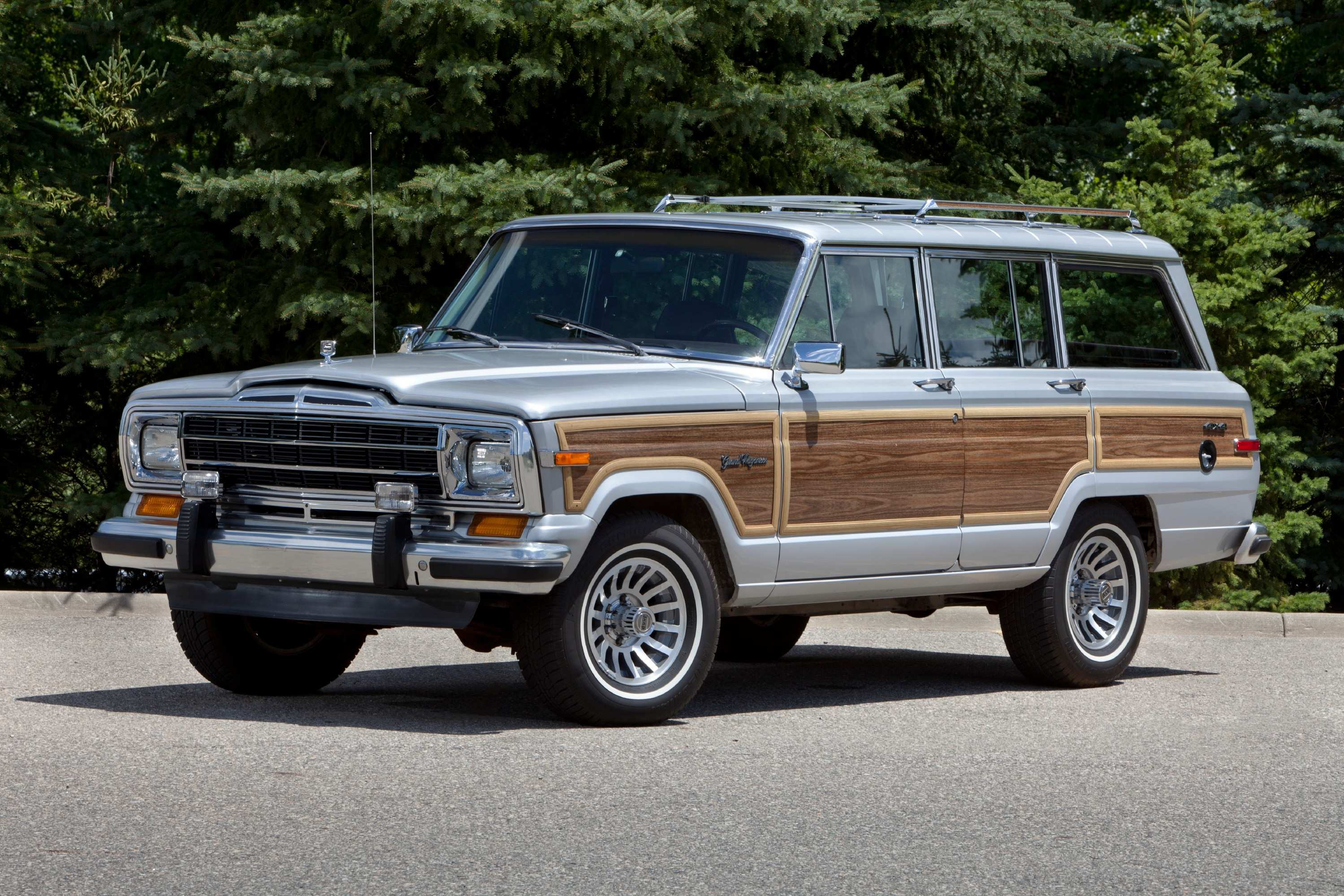 76 The 2020 Jeep Grand Wagoneer Style