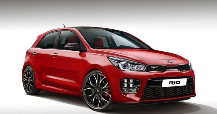 76 The 2020 Kia Rio Overview