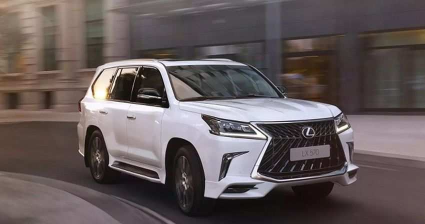 76 The 2020 Lexus LX 570 Price And Release Date