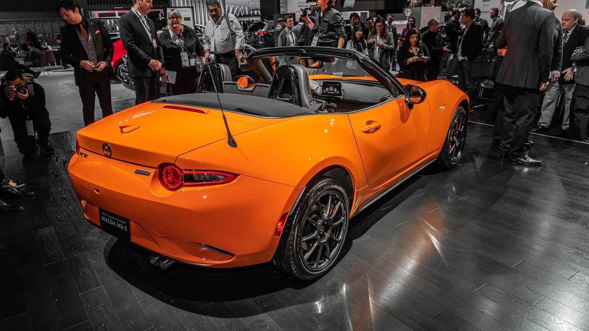 76 The 2020 Mazda Miata Interior