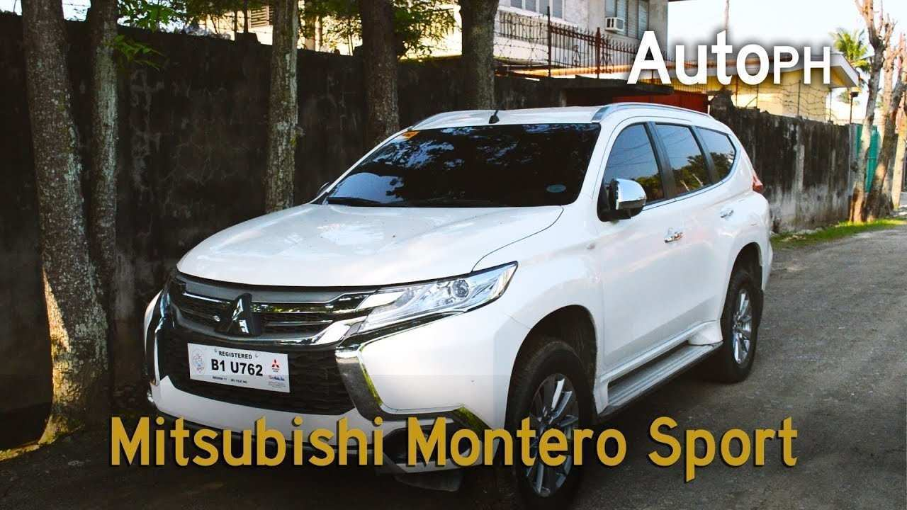 76 The 2020 Mitsubishi Montero Sport Philippines Price And Review