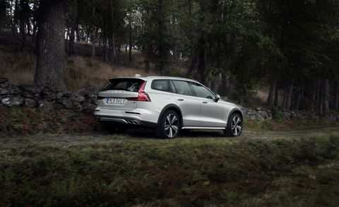 76 The 2020 Volvo Xc70 New Generation Wagon Exterior