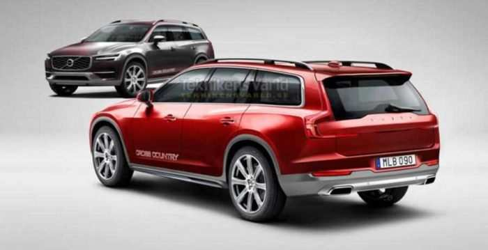 76 The 2020 Volvo Xc70 Performance