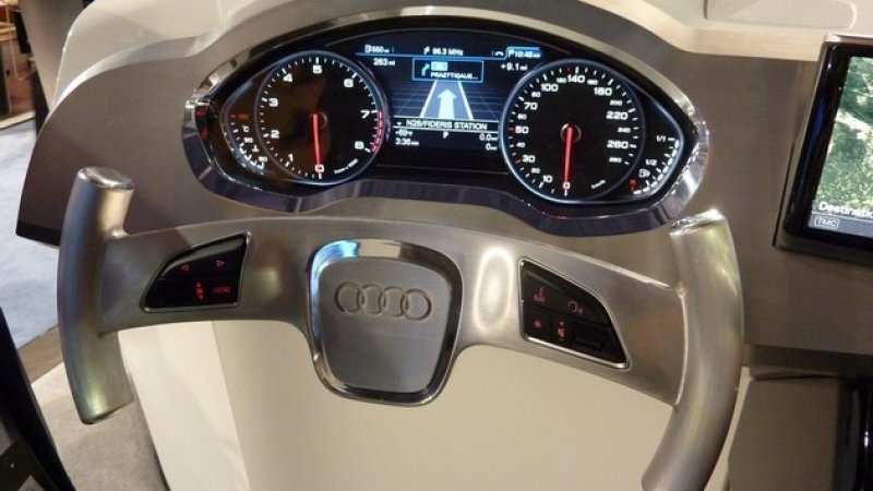 76 The Audi Google Earth 2020 Exterior