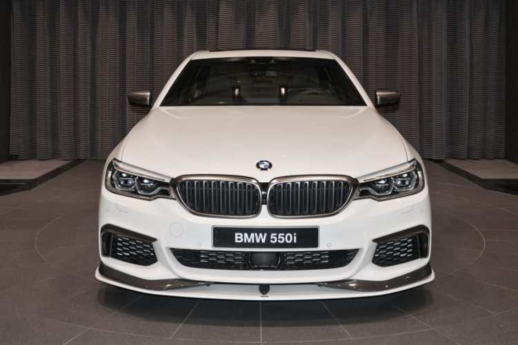 76 The Best 2019 BMW 550I First Drive