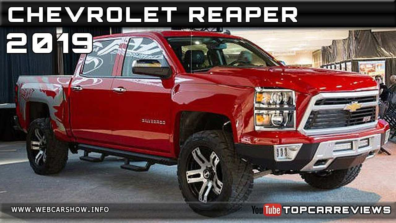 76 The Best 2019 Chevy Reaper Ratings