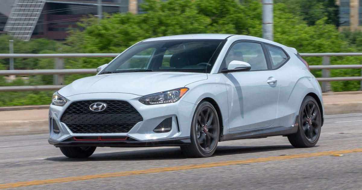 76 The Best 2019 Hyundai Veloster Specs