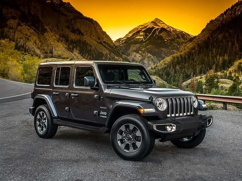 76 The Best 2019 Jeep Wrangler Unlimited Style