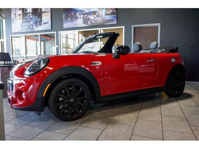 76 The Best 2019 Mini Cooper Convertible S Style