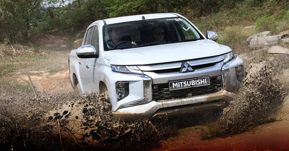 76 The Best 2019 Mitsubishi Triton Concept And Review