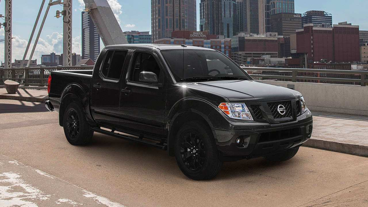 76 The Best 2019 Nissan Frontier Canada New Concept