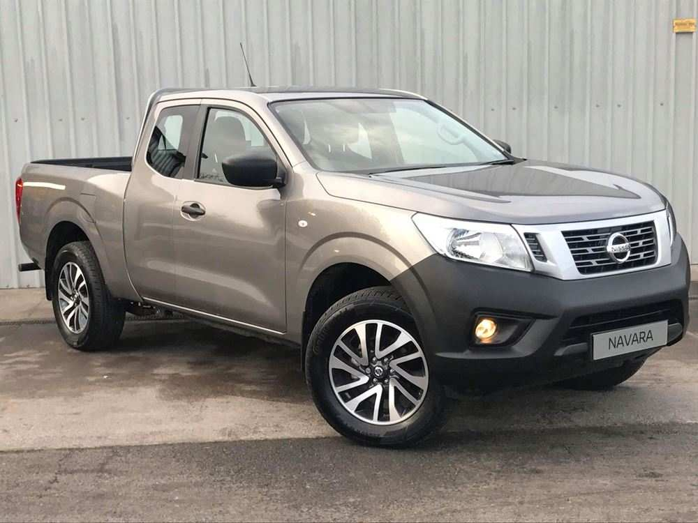 76 The Best 2019 Nissan Navara Photos