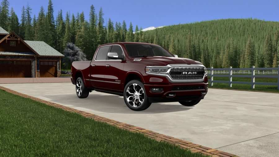 76 The Best 2019 RAM 1500 Style