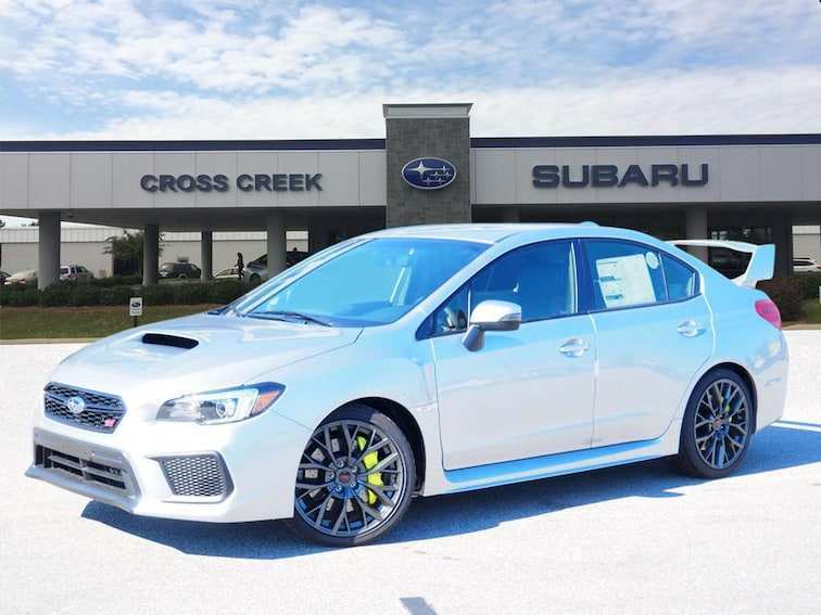 76 The Best 2019 Subaru Wrx Exterior and Interior