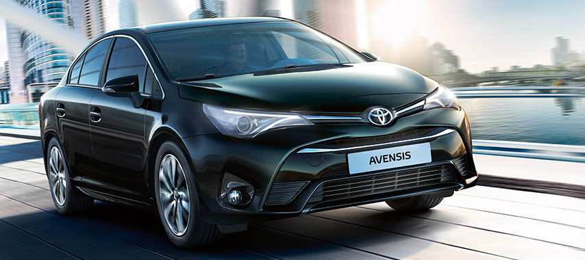 76 The Best 2019 Toyota Avensis Redesign And Review