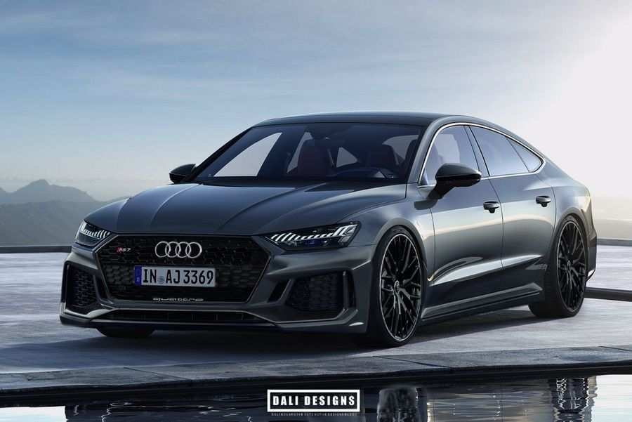 76 The Best 2020 Audi Rs7 Price Design And Review