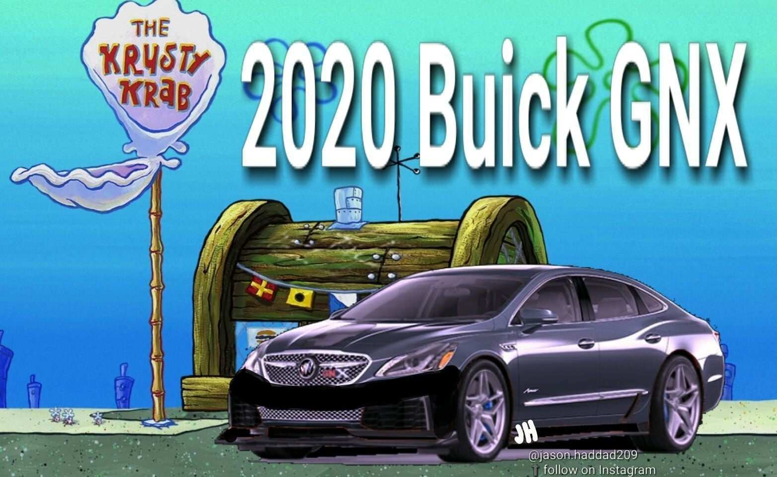 76 The Best 2020 Buick Grand National Gnxprice Price And Release Date