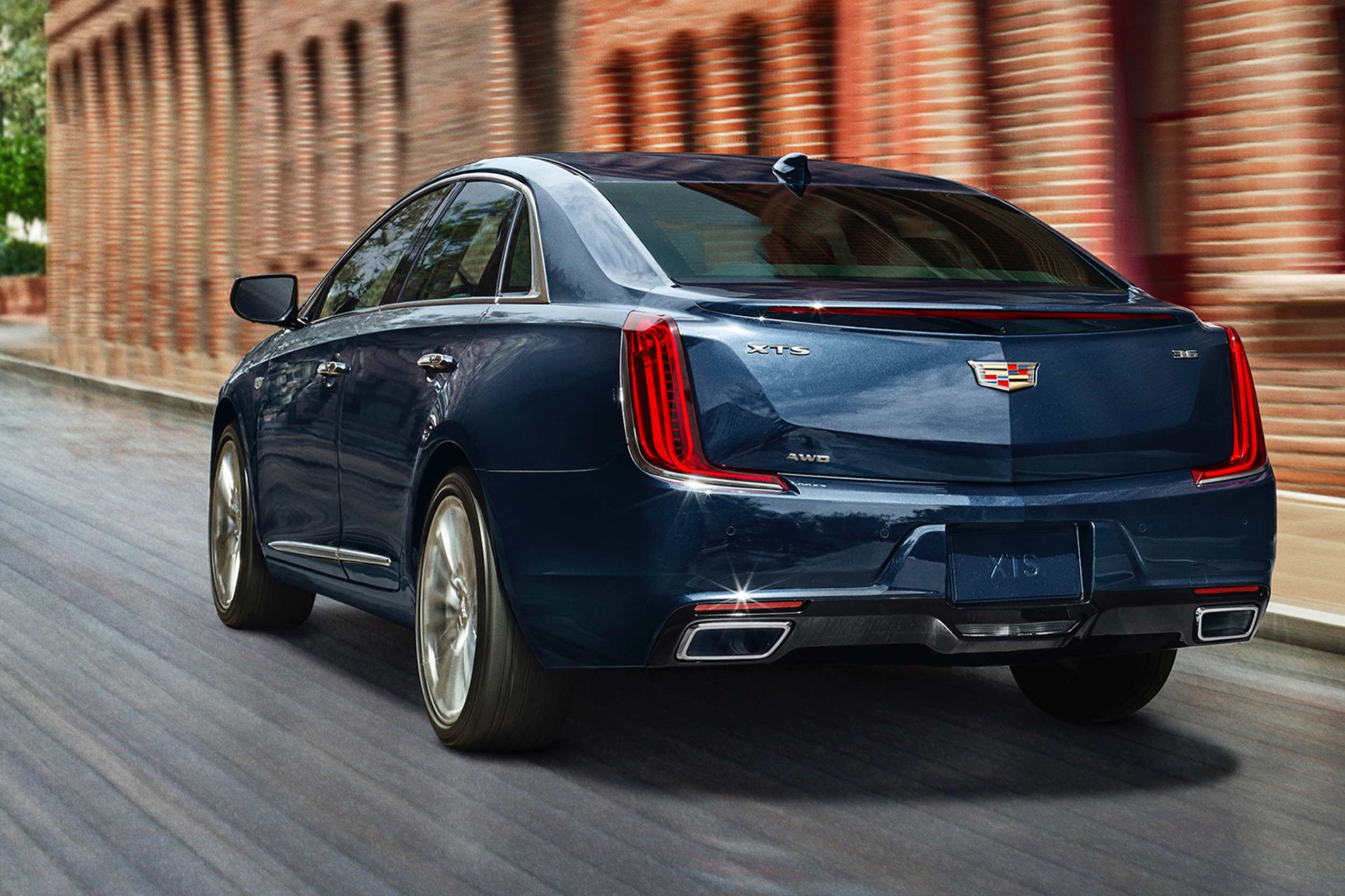 76 The Best 2020 Cadillac Xts Premium Style