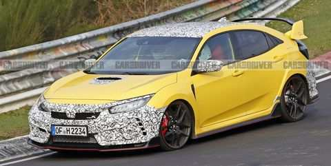 76 The Best 2020 Honda Civic Type R Review