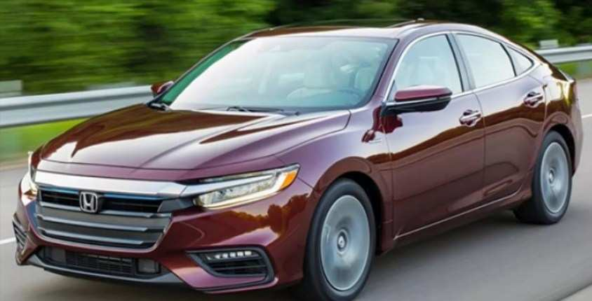 76 The Best 2020 Honda Insight New Model And Performance