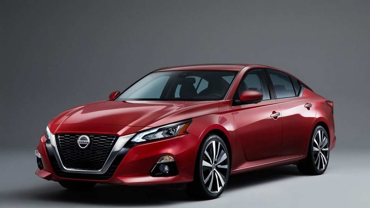 76 The Best 2020 Nissan Sentra Redesign And Concept
