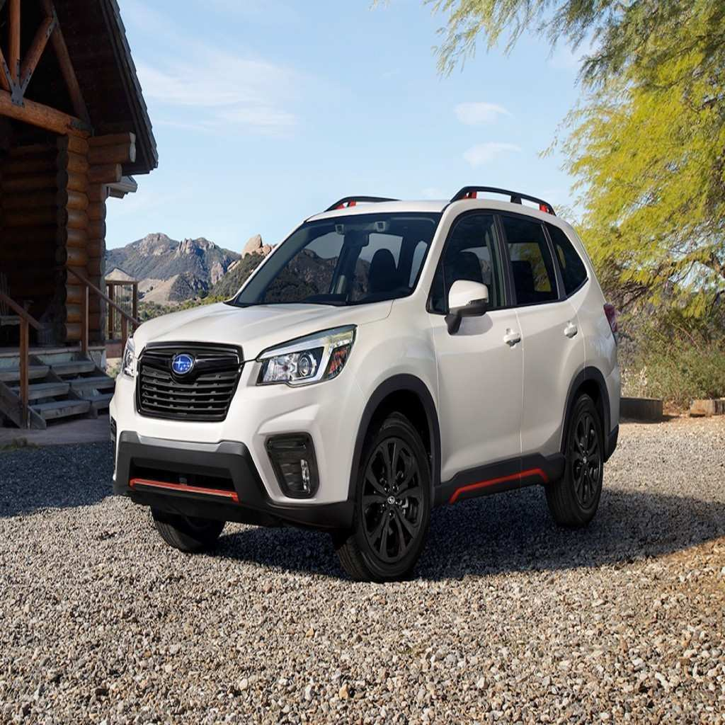 76 The Best 2020 Subaru Forester Redesign Concept And Review