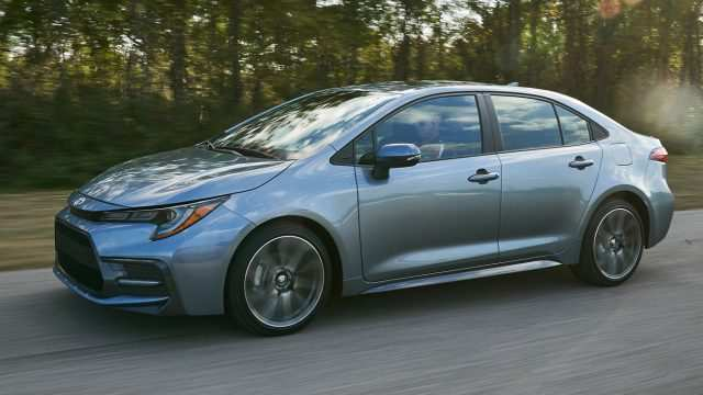 76 The Best 2020 Toyota Corolla Performance And New Engine