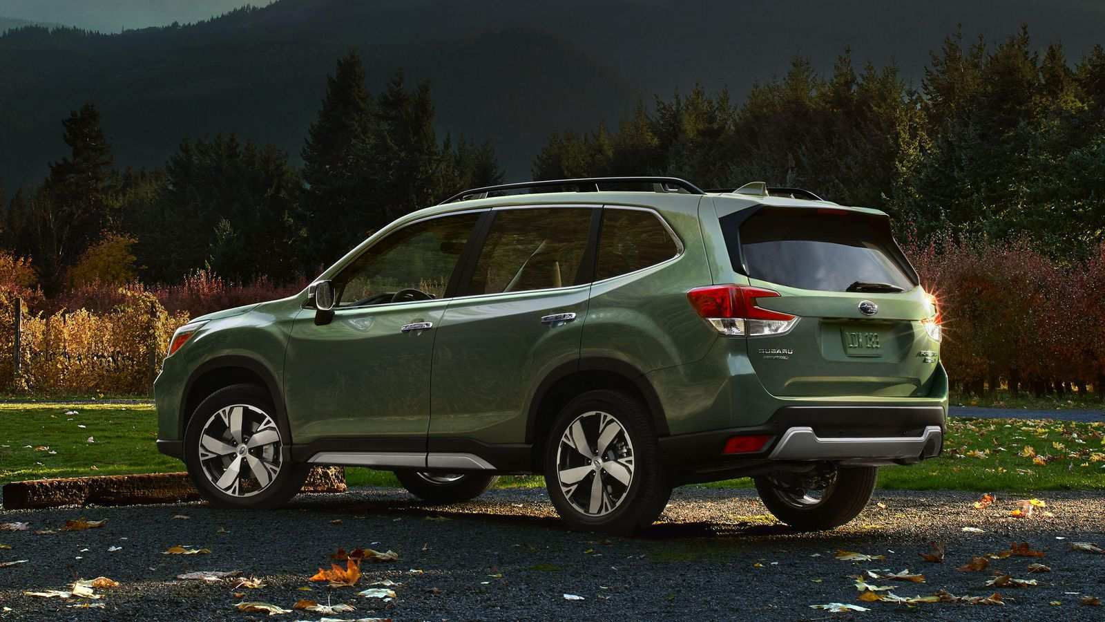 76 The Best Dimensions Of 2019 Subaru Forester Release