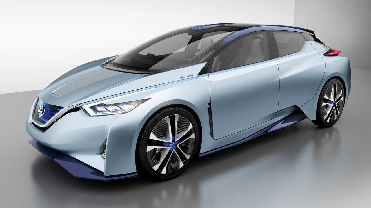 76 The Best Nissan Electric 2019 Concept