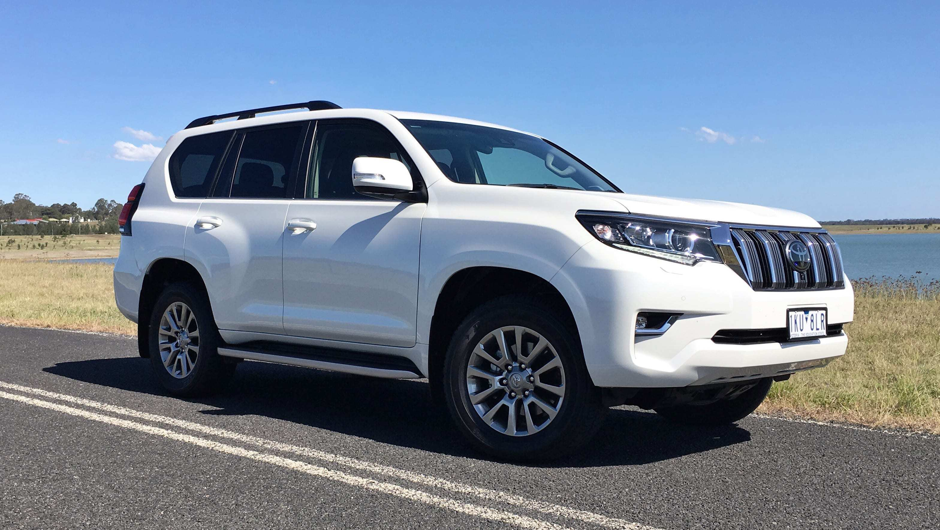 76 The Best Toyota Prado 2019 Australia Images