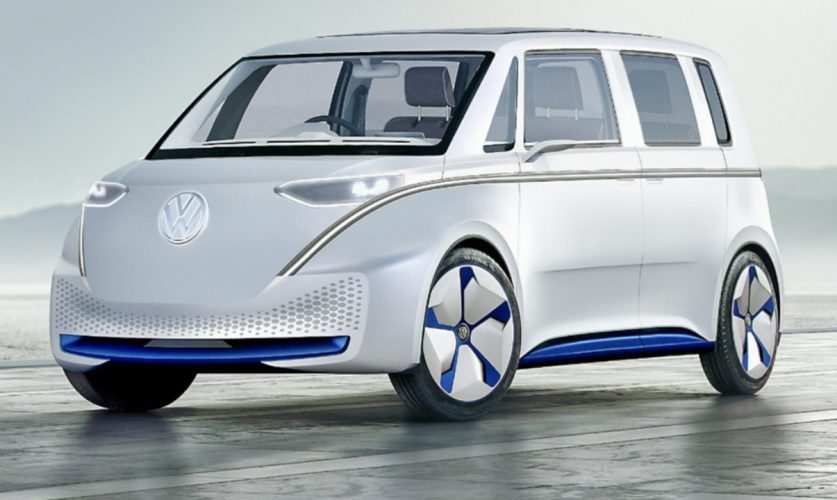 76 The Best Volkswagen Elektrisch 2020 Spy Shoot