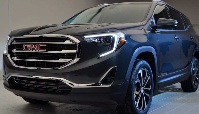 76 The GMC Terrain 2020 Images