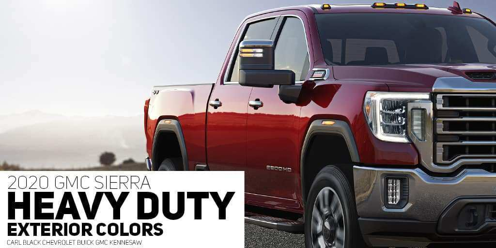 76 The GMC Truck Colors 2020 Configurations