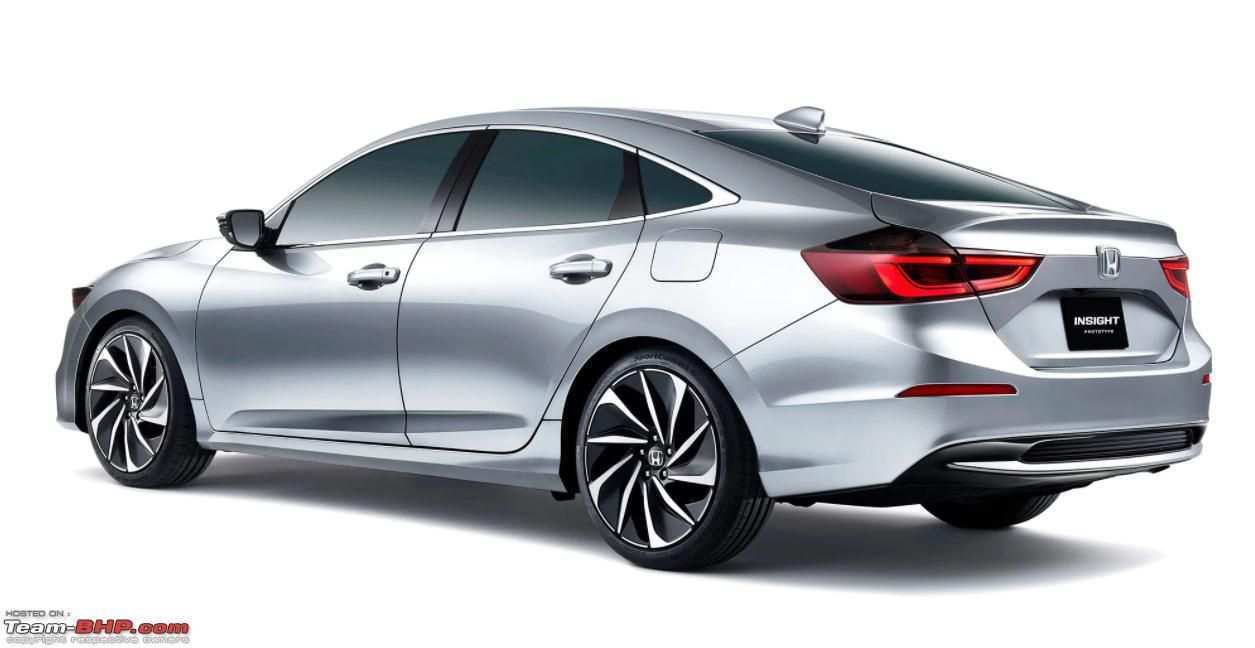 76 The Honda New City 2020 Exterior