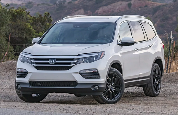 76 The Honda Pilot 2020 Changes Price Design And Review