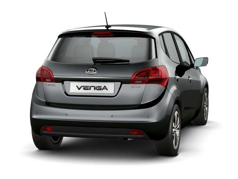76 The Kia Venga 2019 Rumors
