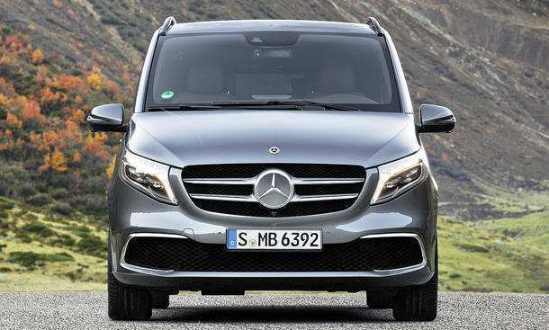 76 The Mercedes V Klasse 2019 Pricing