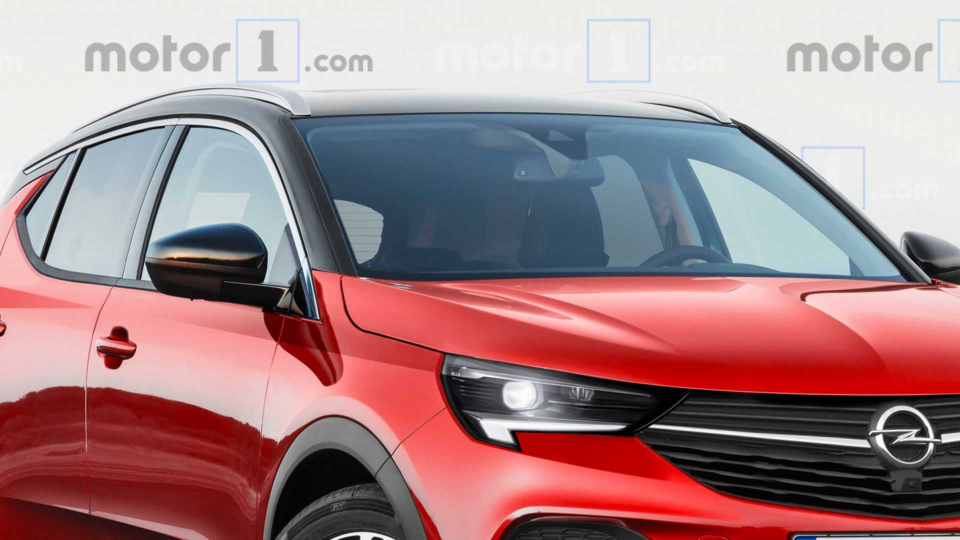 76 The Nuevo Opel Mokka X 2020 Redesign And Review