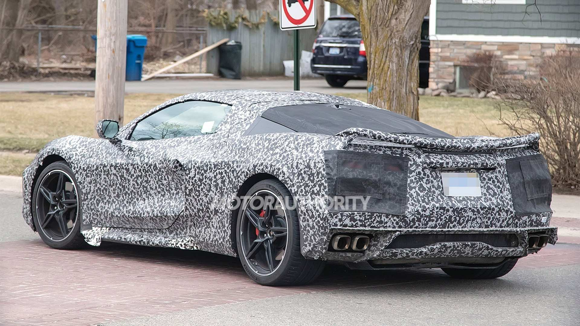 76 The Pictures Of The 2020 Chevrolet Corvette Style