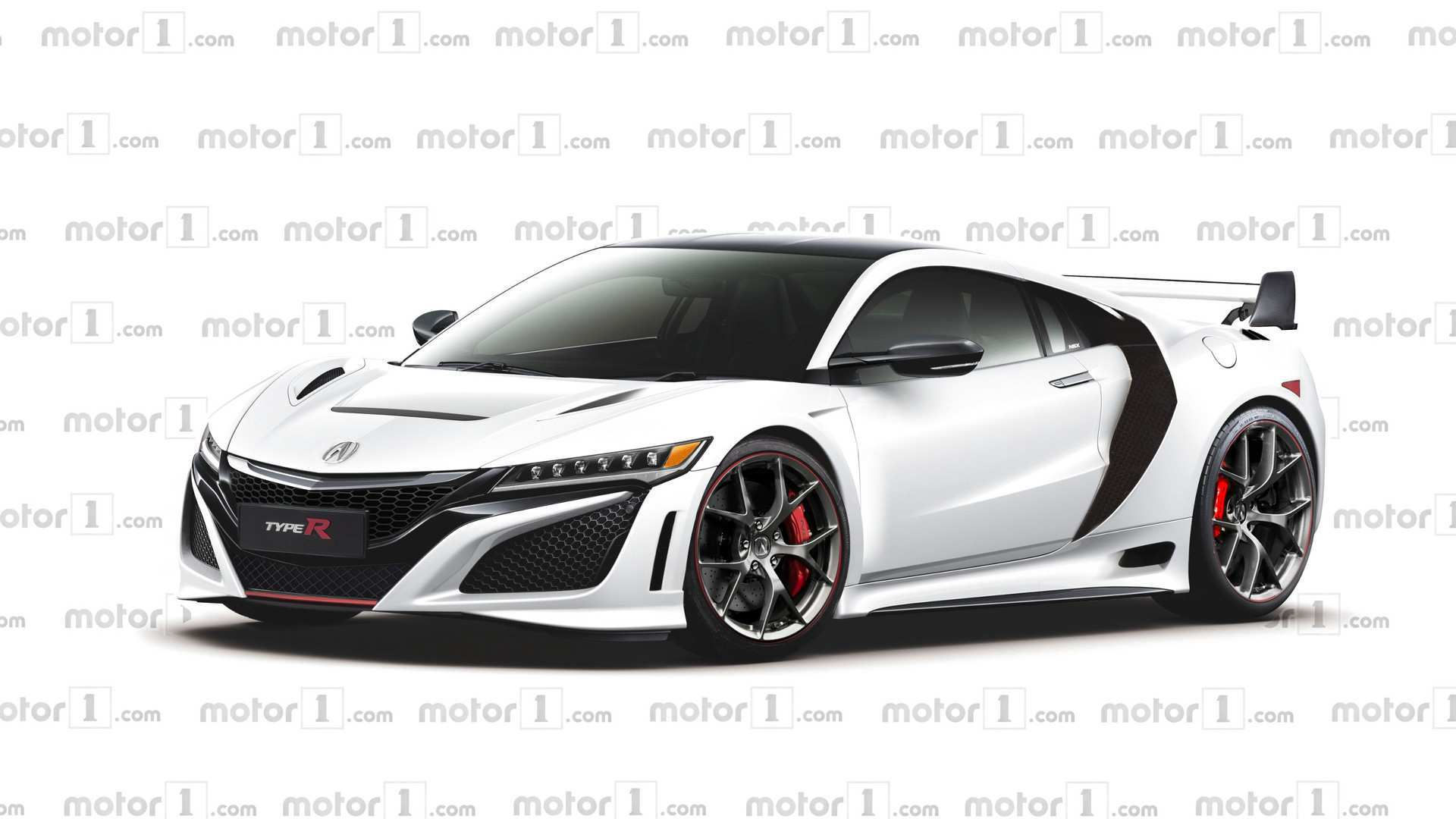 77 A 2019 Acura Nsx Type R Style