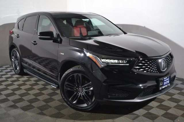 77 A 2019 Acura RDX Prices