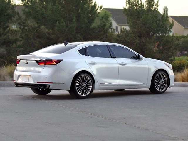 77 A 2019 All Kia Cadenza Performance