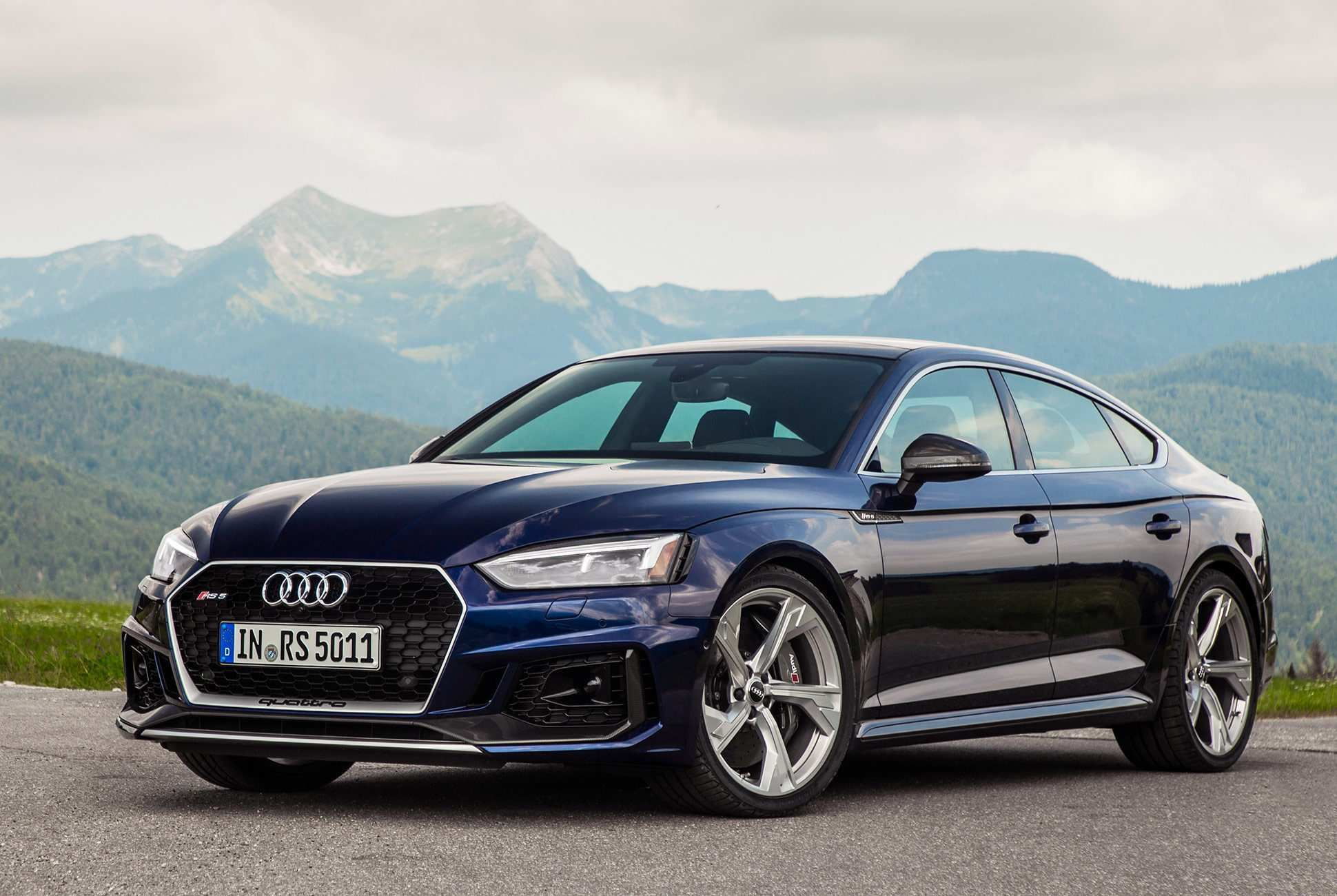 77 A 2019 Audi S5 Overview
