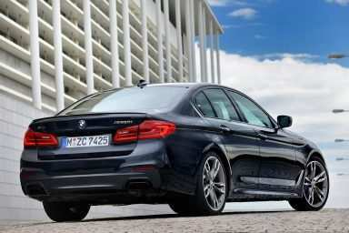 77 A 2019 BMW 550I Review And Release Date