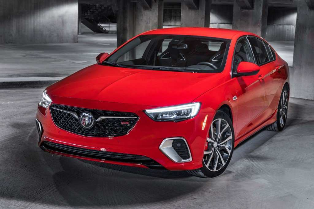77 A 2019 Buick Regal Gs Coupe Redesign