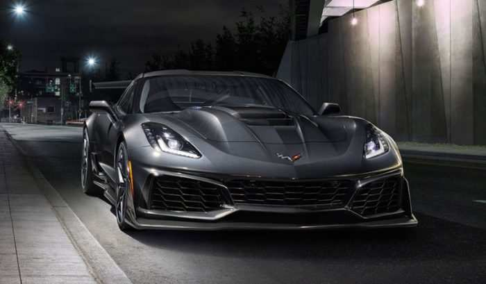 77 A 2019 Chevrolet Corvette Zora Zr1 Review and Release date